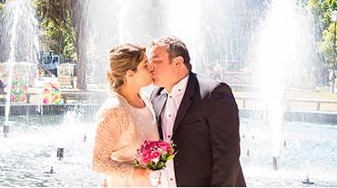 Fotografia casamento petropolis